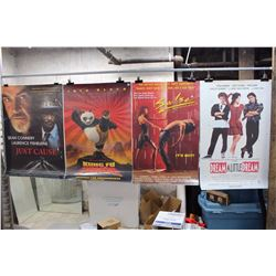 Lot of Movie Posters (5)(It Takes Two, Just Cause, etc;)