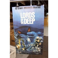 Lords Of The Deep Movie Poster