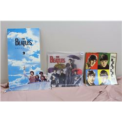 Lot Of Beatles Calenders, And Similar (1999, 2016, Anthology Ad)