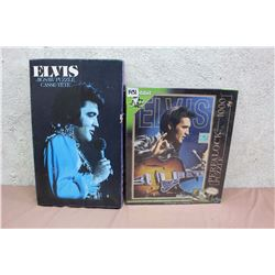 Elvis Puzzles (2)(Jigsaw Puzzle 200 Pieces)(Perfalock 1000 Pieces)