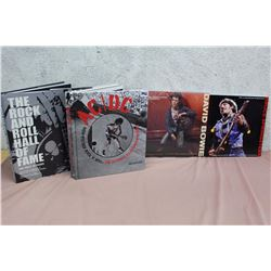 Lot Of Music Related (AC/DC, David Bowie, Bruce Springsteen)