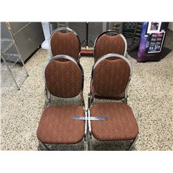 Lot of Upholstered Chairs (4)