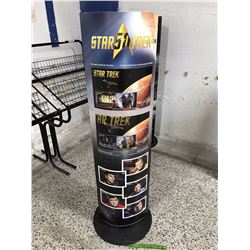 Star Trek Stamp Promotional Stand