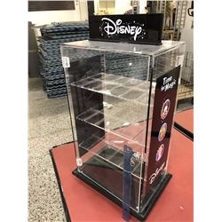 Turning Disney Display Box with Locks and Keys