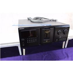 Sony 300 CD Multi Disc Player