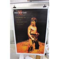 "Bruce Lee Large Printed Poster (35"" x 53"")"