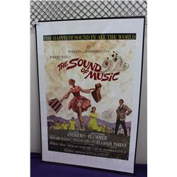 "Framed The Sound Of Music Movie Poster (27""x40"")"