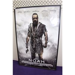 "Framed Noah Original Movie Poster (27""x40"")"
