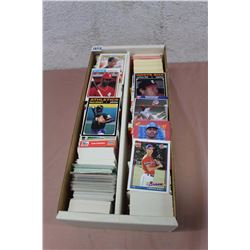 Lot Of 1600 Baseball Cards