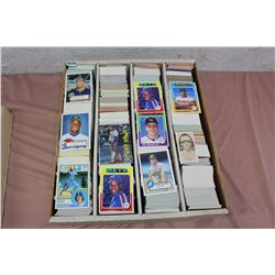 Lot Of 3200 Baseball Cards