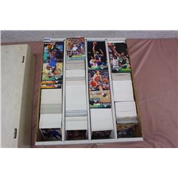 Lot Of 2700 Basketball Cards
