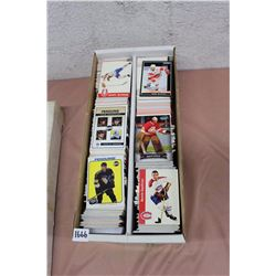 Lot Of 1600 Hockey Cards