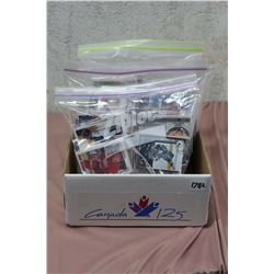 Lot of Assorted Hockey Grab Bags of Cards