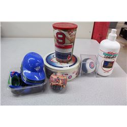 Toronto Blue Jays Memorabilia (Cup, Mini Hats Etc)