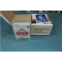Sets Of Baseball Cards (2) (UD Choice, McDonalds)