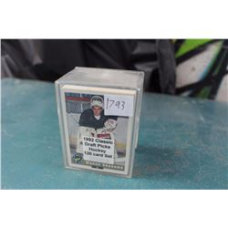 1992 Classic Draft Picks Hockey 120 Card Set