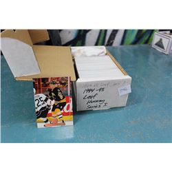 1994-95 Leaf Hockey Series 1 Set