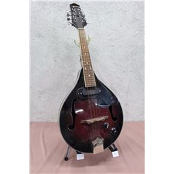 Electric Laurel Mandolin & Stand