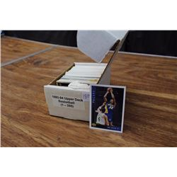 1993–94 Upper Deck Basketball Card Set (1–225)