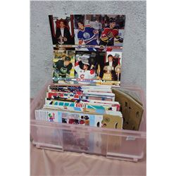 Lot Of Assorted Hockey and NHL Themed Jell-O Boxes And Box Sides (Wayne Gretzky, Mario Lemieux, Wend