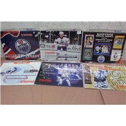 Lot Of Edmonton Oilers Related And Promotional Material