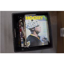 Lot Of Hockey Related Magazines