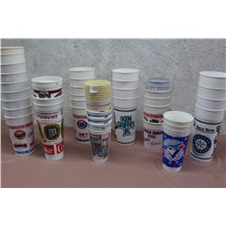 Lot of Sports Related Promotional Cups