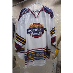 Old-Timers Hockey Jersey, #19 Trottier, Never Worn