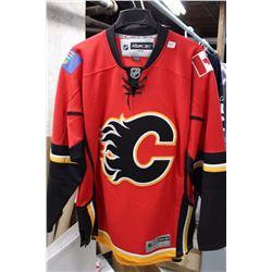 NHL Large Calgary Flames Jersey