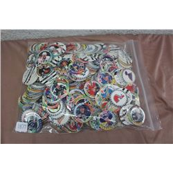 Lot of Assorted Hockey Pogs