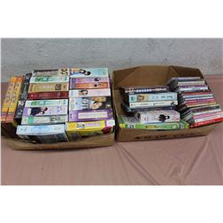 Lot of Japanese Video Discs, Shows