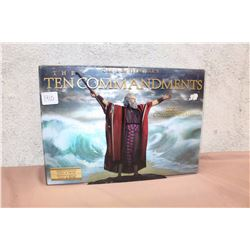 The 10 Commandments Limited Edition Collector's Set