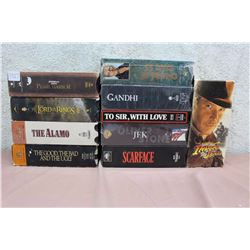 Lot of Movie Classic VHS Set