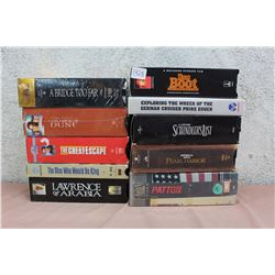 Lot of Movie Classics VHS