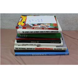 Assorted Sports-Related Literature
