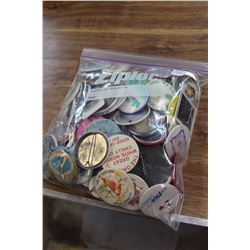 Lot of Misc. Pins