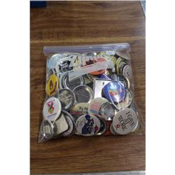 Lot of Assorted Pins
