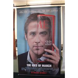 """Large Vinyl """"The Ides of March"""" Poster"""