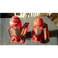 12-Ton Bottle Jacks (2)