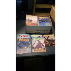 Lot Of 1970's Aircraft Magazines
