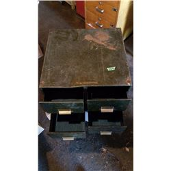 Metal Filing Cabinet (4-Drawer)