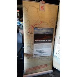 Honda Promotional Travel Maps (2)