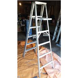 6ft. Aluminum Step Ladder