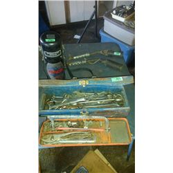 Torch Head (2), Tool Box With Tools