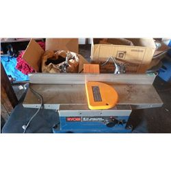 Ryobi Variable Speed Benchtop Jointer Planer (Not Woking), Bike Parts, Box Of Drywall Screws