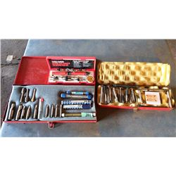 Boxes With Tools (2), Cordless Butane Gas-Powered Soldering Tool Kit