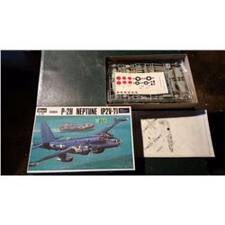 P2H Neptune 1/72 Scale Model Airplane