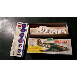 Guillow's Hawker Hurricane Model (Wooden)