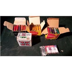 Boxes Of Assorted Ammunition (4)