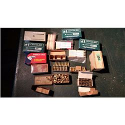 Misc. Ammunition & Empty Ammunition Boxes